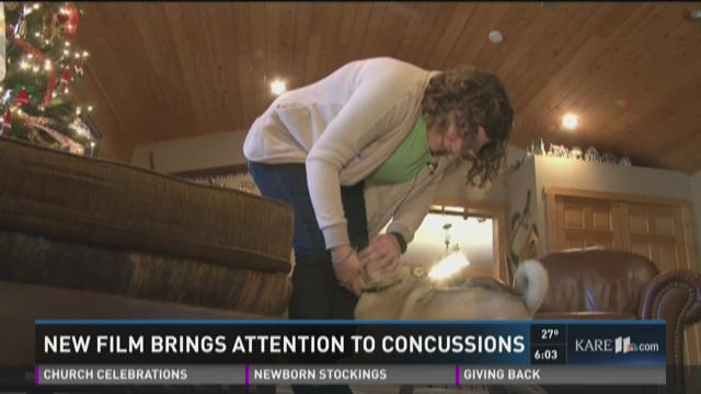 Kayla Meyer, 20, of New Prague didn't set out to be an advocate for concussion awareness.