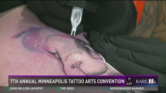 7th Annual Mpls. Tattoo Arts Convention