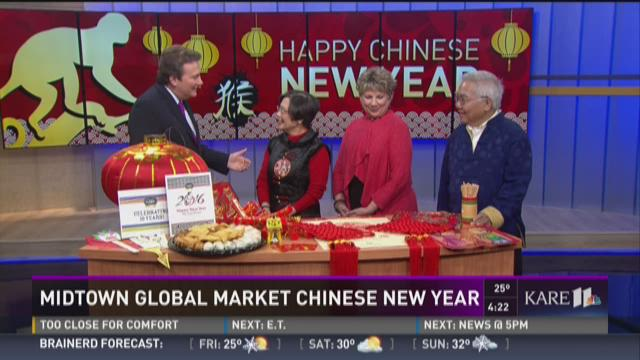 Midtown Global Market celebrates Chinese New Year