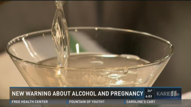 New warning about alcohol and pregnancy
