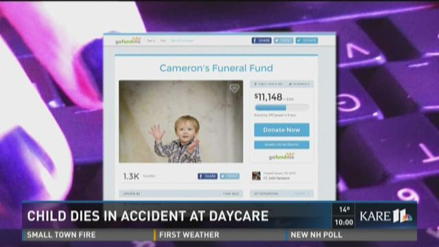 Tragic accident causes toddler's death