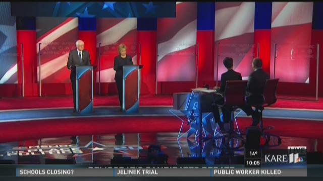 Perspective on the Democratic debate in New Hampshire