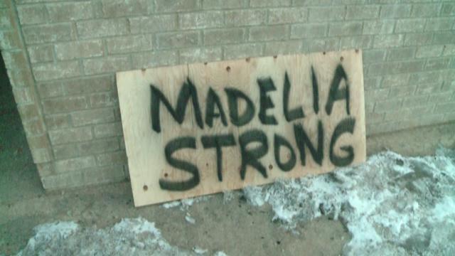 Dayton visits Madelia fire site