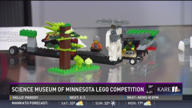 Science Museum of MN Lego competition