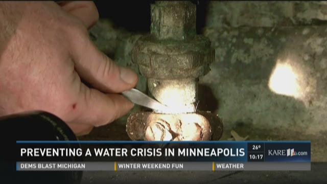 Preventing a water crisis in Minneapolis