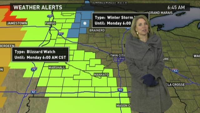 Morning forecast 2-6-16