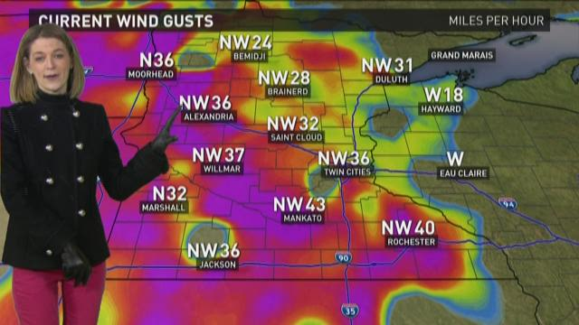Late evening weather forecast 2-7-16