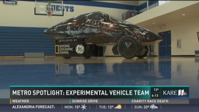 Metro Spotlight: Experimental Vehicle team