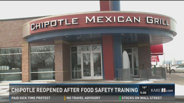 Chipotle offers free burritos, due to Monday closure