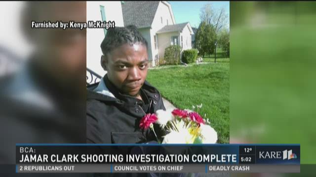 Jamar Clark shooting investigation complete