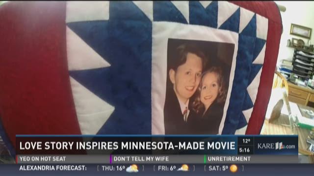 Love story inspires Minnesota-made movie