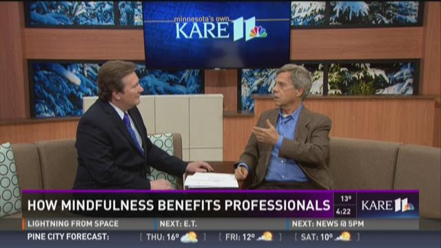 How mindfulness benefits professionals