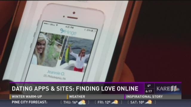 Dating apps: Finding love online