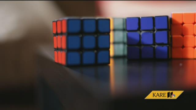 Pick Your Passion: Rubik's Cube