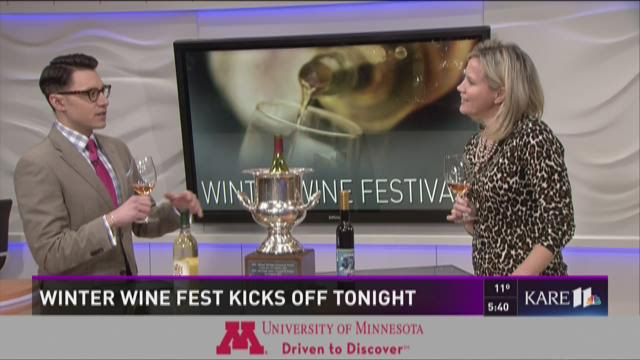 Winter Wine Festival serves up Ice Wine