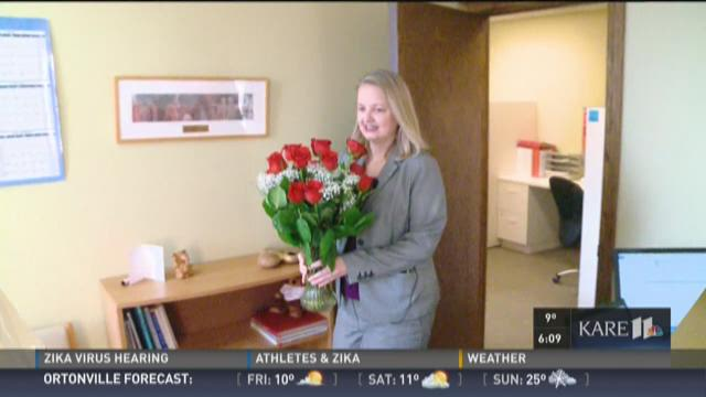KARE shares the love: Kim Insley visits Children's Heartlink