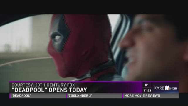 Tim Lammers reviews 'Deadpool,' 'Zoolander 2'
