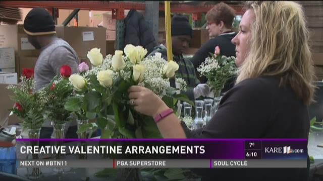 Grow with KARE: Creative Valentine arrangements
