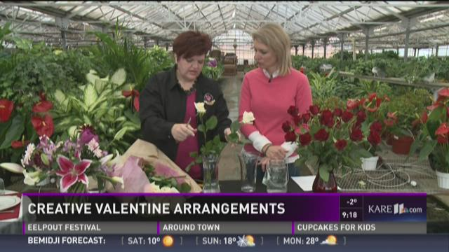 Grow with KARE: Valentine's arrangements