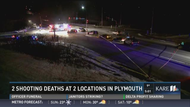 Deadly shooting in Plymouth