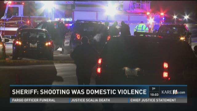 Sheriff:Shooting was domestic violence
