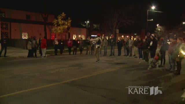 March, vigil held on Jamar Clark anniversary