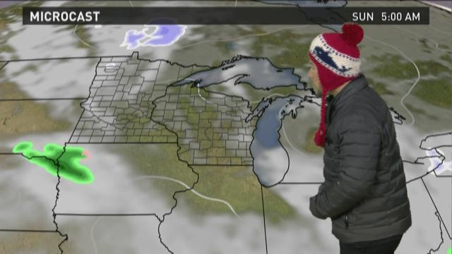 Wisconsin Weather 3-6-15