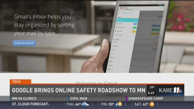 Google brings online safety to MN