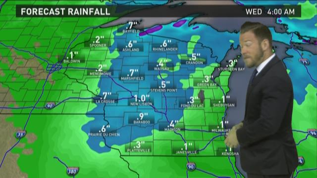 Wisconsin Weather 4-20-15