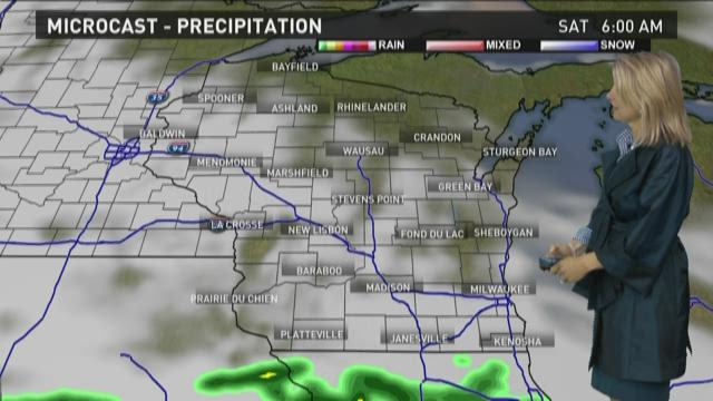 Wisconsin Weather 4-25-15