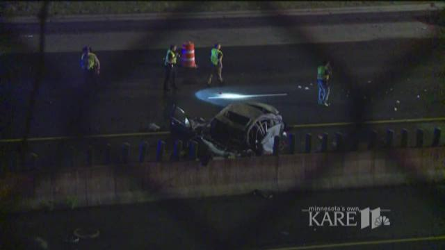 Minneapolis Car Crash Wednesday
