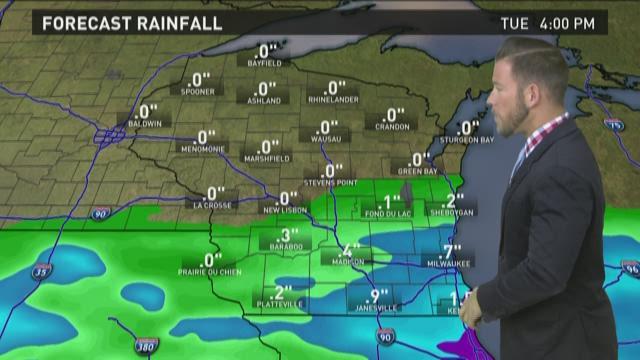 Wisconsin Weather 5-5-15