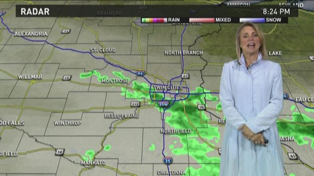 Late evening forecast 5-5-15