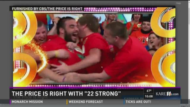The Price is Right with '22 Strong'