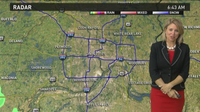 Morning forecast 5-23-15