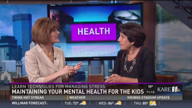 Maintaining Your Mental Health For Your Children