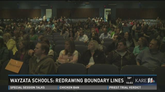 Wayzata parents concerned over new school boundaries