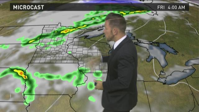 Wisconsin Weather 5-27-15
