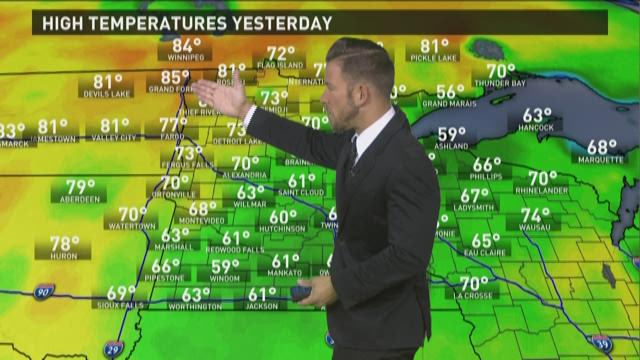 Morning Forecast 5-27-15