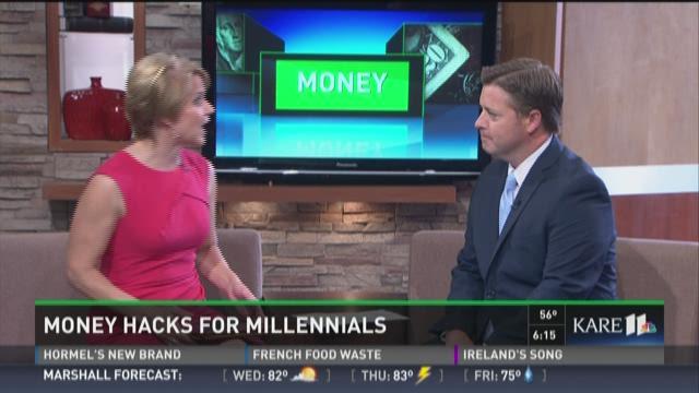 Money hacks for millennials