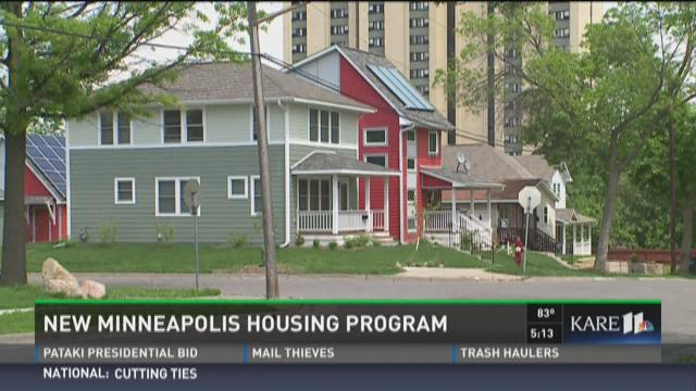 New Minneapolis housing program