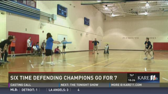 Adapted softball dynasty going for 7th straight state championship
