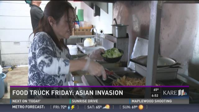 Food Truck Friday: Asian Invasion