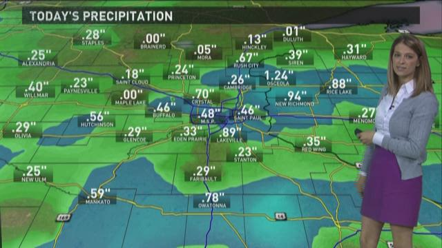 Late evening forecast 5-29-15