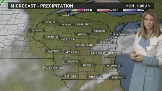 Wisconsin Weather 5-30-15