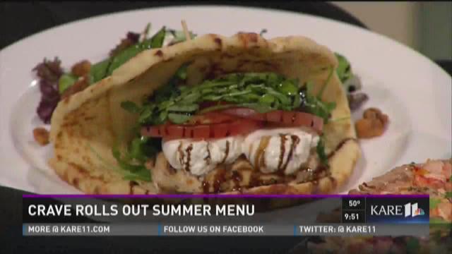 Crave rolls out summer menu