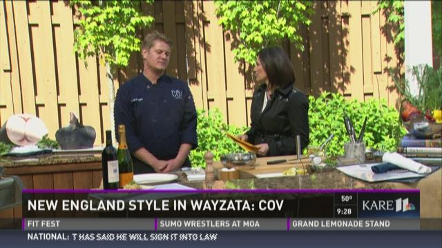 COV brings a taste of New England to Wayzata