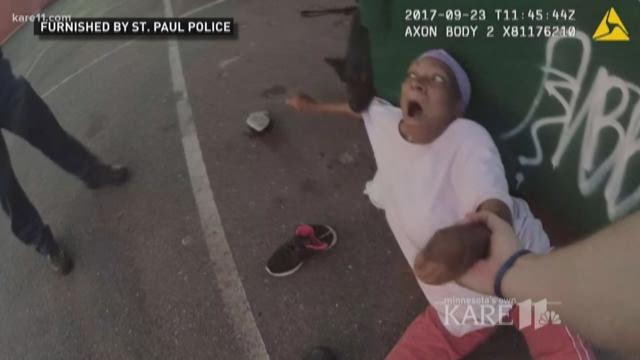Woman sues after St. Paul K-9 attack