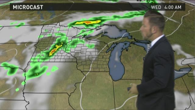 Wisconsin Weather 6-1-15