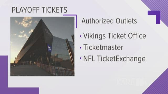 Minnesota Vikings give fan playoff tickets for her 100th birthday
